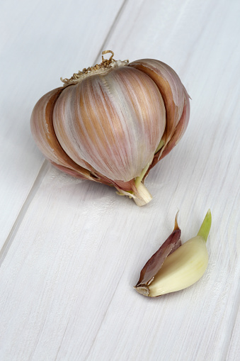 Garlic Clove「Garlic ready to be used」:スマホ壁紙(7)