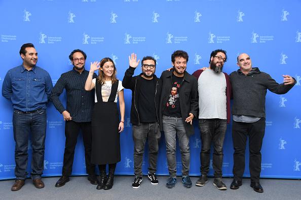 フォトコール「'Museum' Photo Call - 68th Berlinale International Film Festival」:写真・画像(6)[壁紙.com]
