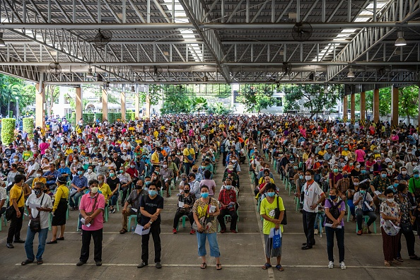 Employment And Labor「Thailand Provide Government Giveaways Amid The Coronavirus Pandemic」:写真・画像(7)[壁紙.com]