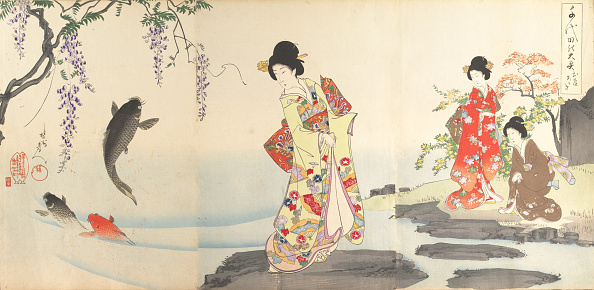 Carp「Chiyoda Castle (Album Of Women)」:写真・画像(13)[壁紙.com]