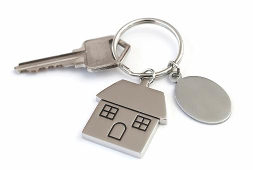 House Key「House shaped keychain with blank tag」:スマホ壁紙(7)
