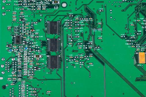 Mother Board「Computer circuit board」:スマホ壁紙(6)