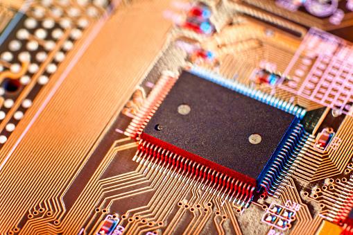 CPU「Computer Circuit Board」:スマホ壁紙(16)