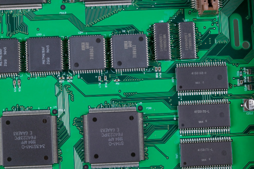 Mother Board「Computer circuit board」:スマホ壁紙(5)