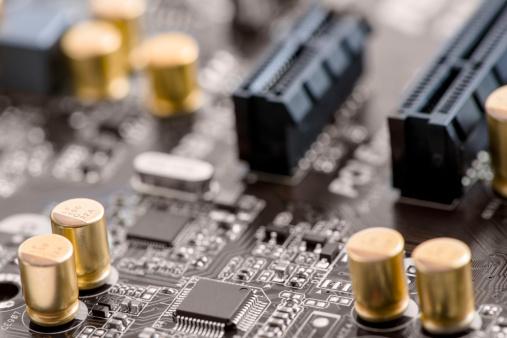 CPU「Computer Circuit Board」:スマホ壁紙(17)