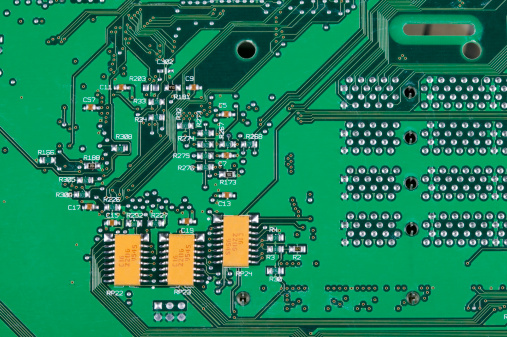 Mother Board「Computer circuit board」:スマホ壁紙(6)