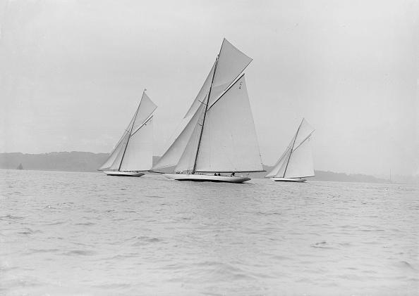 ヨットセーリング「Three 19 Metres Yachts Racing」:写真・画像(17)[壁紙.com]