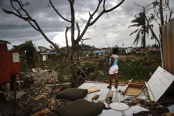 2017 Hurricane Maria「Puerto Rico Faces Extensive Damage After Hurricane Maria」:写真・画像(0)[壁紙.com]