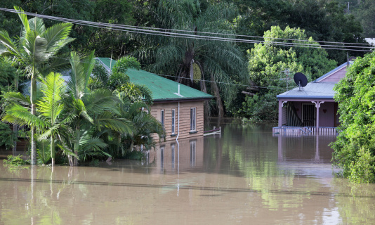 Queensland「Flooded houses」:スマホ壁紙(10)