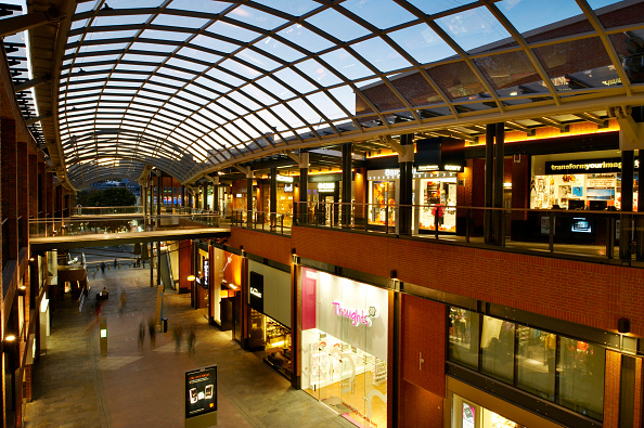 Empty「Cabot Circus Shopping Centre, Bristol, UK, 2008, dusk」:写真・画像(17)[壁紙.com]