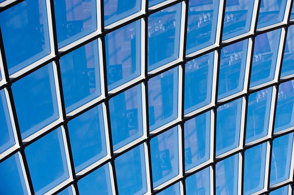 Full Frame「Cabot Circus Shopping Centre roof, Bristol, UK, 2008」:写真・画像(5)[壁紙.com]