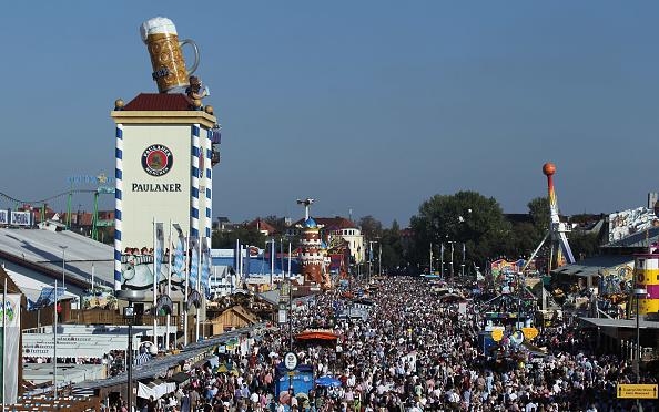 Beer Festival「Oktoberfest 2011 - Last Day」:写真・画像(13)[壁紙.com]