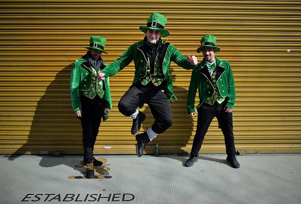 Celebration Event「St Patrick's Day Is Celebrated In Dublin」:写真・画像(13)[壁紙.com]