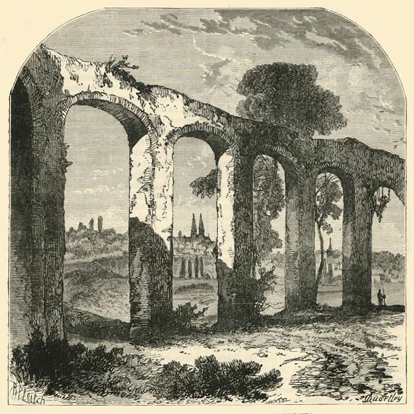 Nouvelle-Aquitaine「Aqueduct At Poitiers」:写真・画像(16)[壁紙.com]
