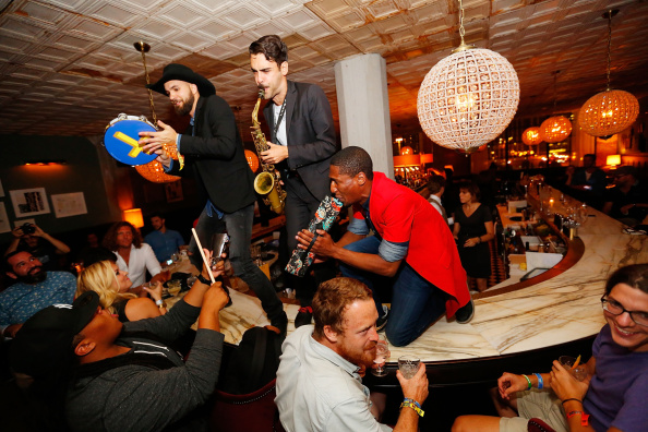 Eddie House「Lollapalooza Artists At Soho House Chicago Pre-Opening With Grey Goose」:写真・画像(19)[壁紙.com]