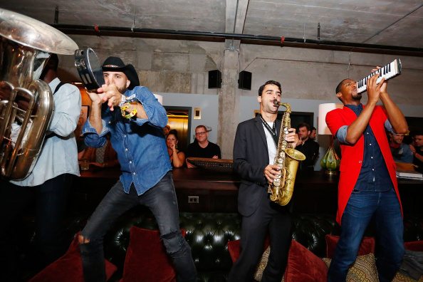 Eddie House「Lollapalooza Artists At Soho House Chicago Pre-Opening With Grey Goose」:写真・画像(15)[壁紙.com]