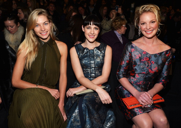Katherine Heigl「J. Mendel - Front Row - Fall 2013 Mercedes-Benz Fashion Week」:写真・画像(17)[壁紙.com]