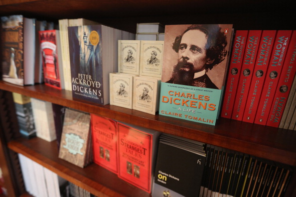 Literature「The Newly Refurbished Charles Dickens Museum Prepares To Open」:写真・画像(8)[壁紙.com]