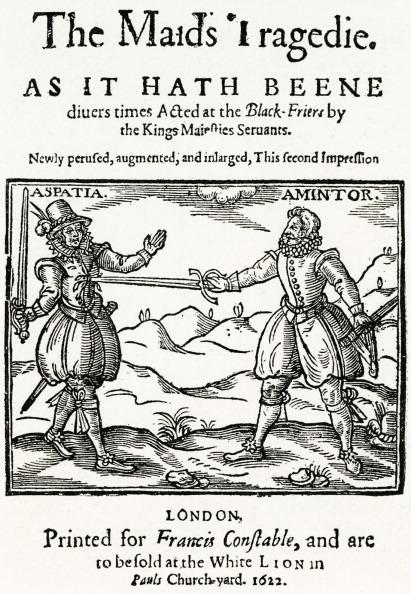 Elizabethan Style「'Maid's Tragedie'」:写真・画像(19)[壁紙.com]