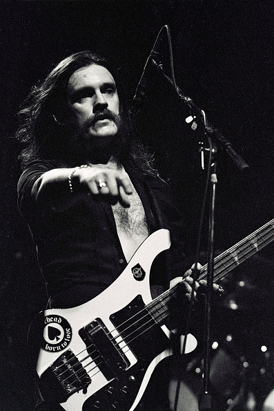 Bass Guitar「Motorhead At The Hammersmith Odeon」:写真・画像(17)[壁紙.com]
