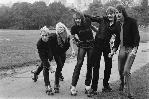 Drummer「Judas Priest On Skates」:写真・画像(8)[壁紙.com]