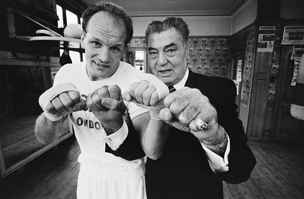 Henry Cooper「Cooper And Dempsey」:写真・画像(11)[壁紙.com]