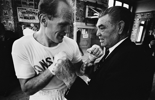 Henry Cooper「Cooper And Dempsey」:写真・画像(9)[壁紙.com]