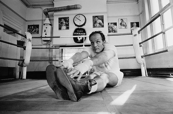 Boxing Ring「Henry Cooper」:写真・画像(11)[壁紙.com]
