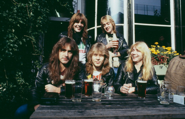 Steve Smith - Musician「Iron Maiden At The Pub」:写真・画像(14)[壁紙.com]