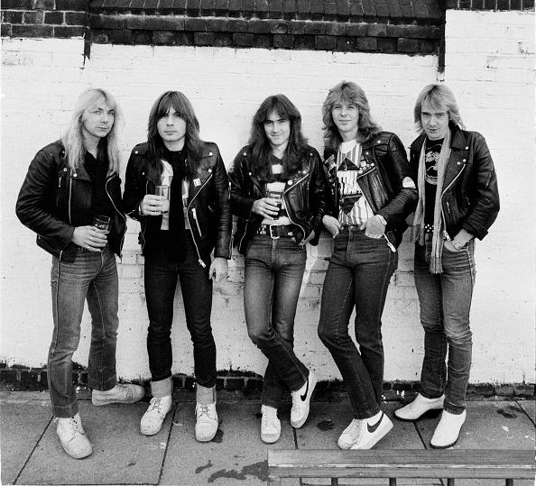 Leather Jacket「Iron Maiden」:写真・画像(4)[壁紙.com]