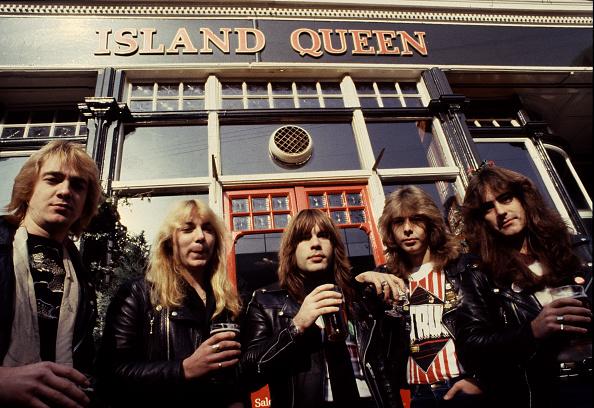 Steve Smith - Musician「Iron Maiden At The Pub」:写真・画像(19)[壁紙.com]