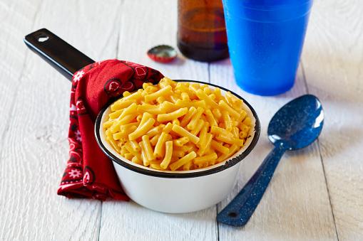 ビール「Macaroni and Cheese in Tin Pot with Beer」:スマホ壁紙(2)
