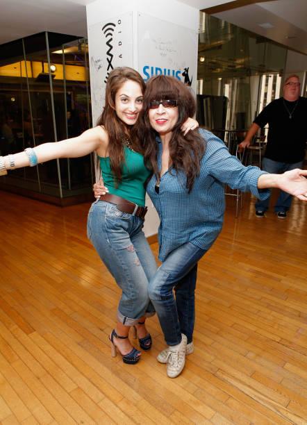 Alexa Ray Joel And Deena Nicole Cortese Visit SiriusXM:ニュース(壁紙.com)