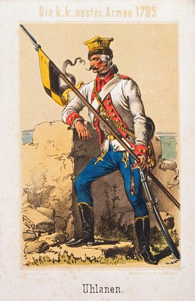 1880-1889「Military Uniforms Austria」:写真・画像(14)[壁紙.com]