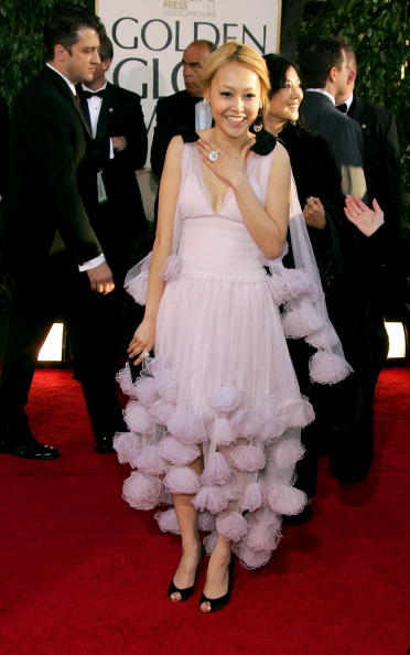 Golden Globe Awards 2007「The 64th Annual Golden Globe Awards - Arrivals」:写真・画像(16)[壁紙.com]