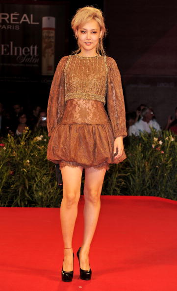 Kiko Mizuhara「Norwegian Wood - Premiere:67th Venice Film Festival」:写真・画像(18)[壁紙.com]