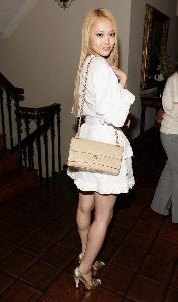 Chanel Purse「Chanel And Sienna Miller Host An Intimate Dinner」:写真・画像(10)[壁紙.com]