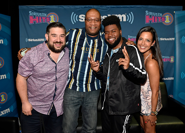 MGM Grand Garden Arena「SiriusXM Hits 1 Broadcasts Backstage Leading Up To The Billboard Music Awards At The Grand Garden Arena In Las Vegas」:写真・画像(8)[壁紙.com]