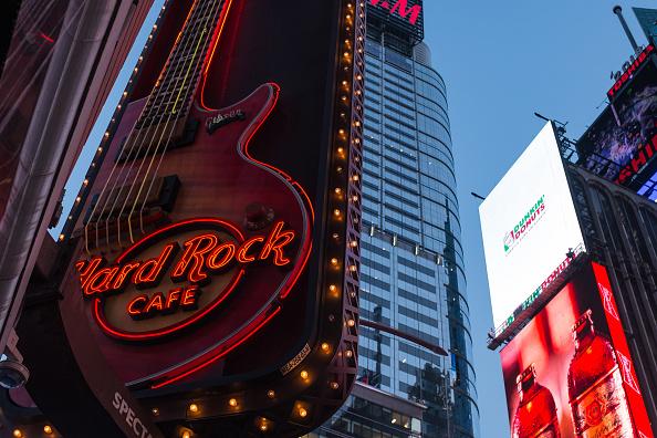 Lighting Equipment「Neon Hard Rock Cafe」:写真・画像(0)[壁紙.com]