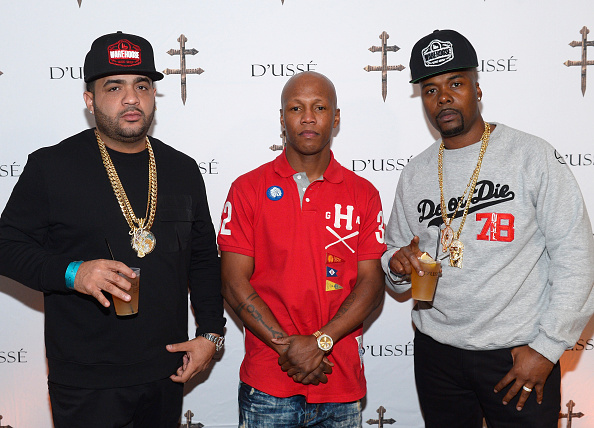 Zab Judah「D'USSE Lounge At Kovalev vs. Ward」:写真・画像(3)[壁紙.com]