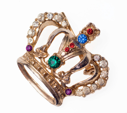 Costume Jewelry「Vintage Brooch」:スマホ壁紙(11)