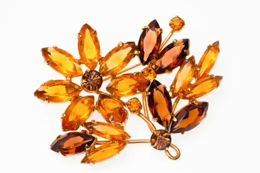 Costume Jewelry「Vintage Brooch」:スマホ壁紙(9)