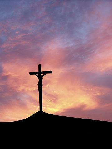 Preacher「Crossed Jesus」:スマホ壁紙(2)