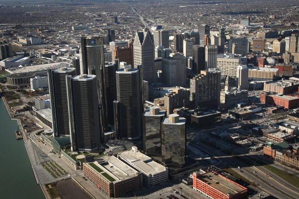 Urban Skyline「Detroit Area Economy Worsens As Big Three Automakers Face Dire Crisis」:写真・画像(16)[壁紙.com]