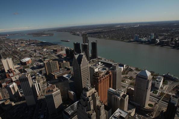 Detroit - Michigan「Detroit Area Economy Worsens As Big Three Automakers Face Dire Crisis」:写真・画像(13)[壁紙.com]