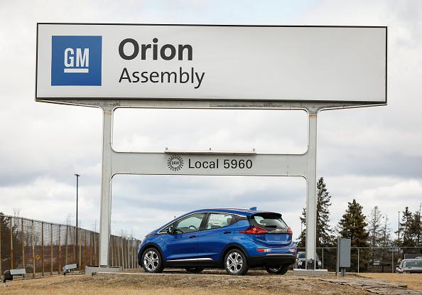 交通輸送「General Motors Announces Major Investment At The Lake Orion, Michigan Assembly Plant」:写真・画像(0)[壁紙.com]