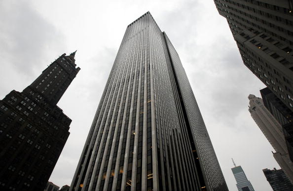 Construction Industry「GM Building Attracts Record High Bids」:写真・画像(12)[壁紙.com]
