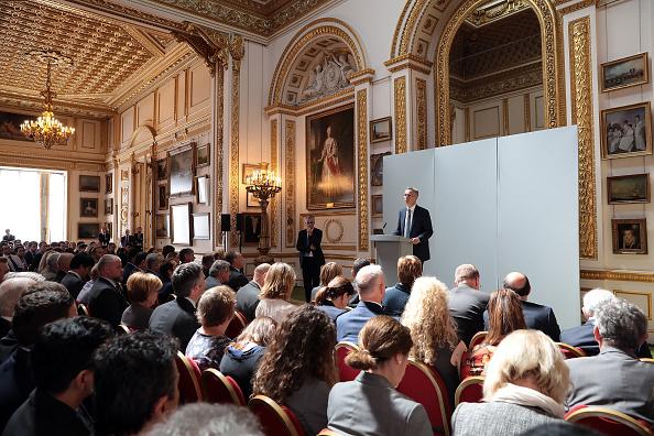 Secretary-General「The General Secretary Of NATO Delivers Pre-summit Speech In London」:写真・画像(1)[壁紙.com]