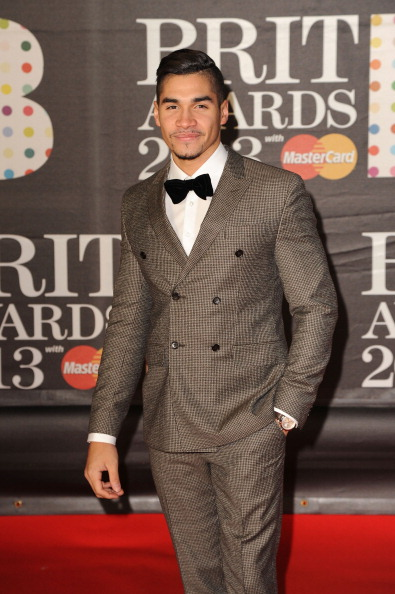 あん馬「Brit Awards 2013 - Red Carpet Arrivals」:写真・画像(17)[壁紙.com]