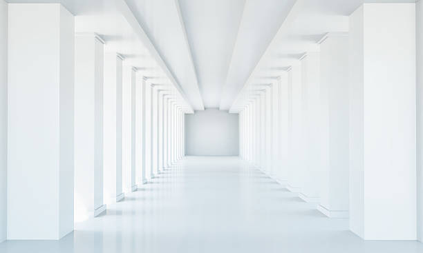 perspective tunnel:スマホ壁紙(壁紙.com)